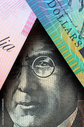 Australia Ausztrál Dollár Dolar Australijski Dolar Australian דולר