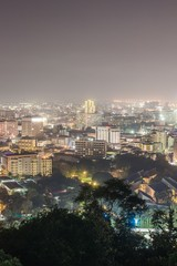 Cityscapes of Thailand.