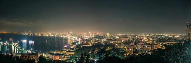 Cityscapes of pattaya.