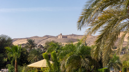 Very good view of the mountains in Egypt
