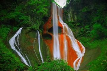 【群馬県】草津町にある嫗仙の滝