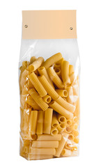 Plastic pasta bag