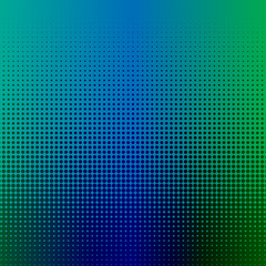 Color gradation background. Halftone vector illustration