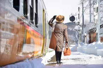 ステーション・雪国の旅