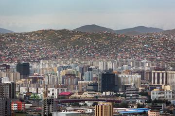 Ulan Bator - Mongolei