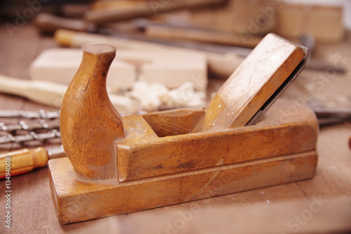werkstatt zur holzbearbeitung stockfotos und lizenzfreie bilder auf bild 134940618. Black Bedroom Furniture Sets. Home Design Ideas