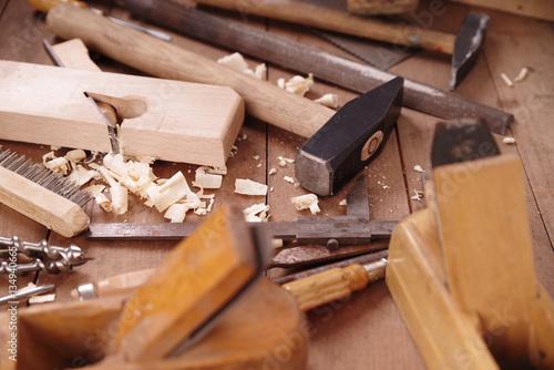 werkstatt zur holzbearbeitung stockfotos und lizenzfreie bilder auf bild 134940665. Black Bedroom Furniture Sets. Home Design Ideas