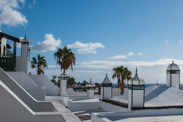 Residence vista mare in Lanzarote - Canarie