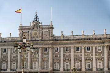 Madrid (Spain): Royal Palace