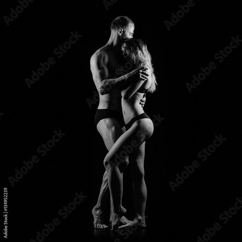 Couples photos érotiques d'art