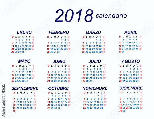 simple calendar 2019 stock image and royalty free vector files on fotoliacom pic 217654291