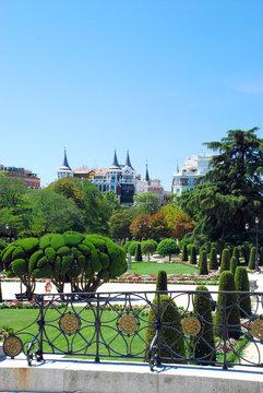 Royal Botanical Garden of Madrid, Spain