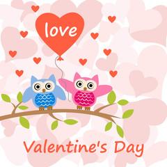 banner Happy Valentines