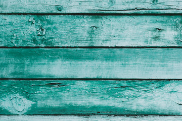 Old painted wooden wall texture