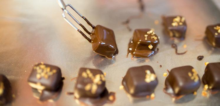 chocolats artisanal