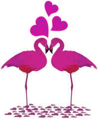Flamingo_Hearts