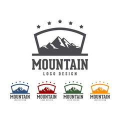 Landscape Mountain Logo