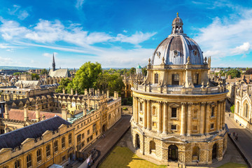Fotomurales - Radcliffe Camera, Bodleian Library, Oxford