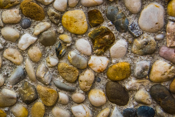 texture of natural stone. Close-up