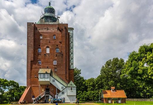 Der Neuwerker Leuchtturm von 1310, Hamburgs ältestes Gebäude