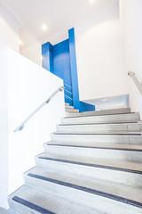 Foto op Plexiglas Trappen staircase in an building