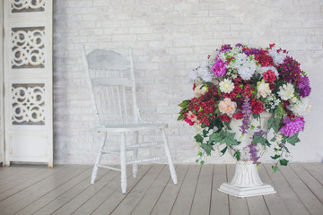 decoration of flowers