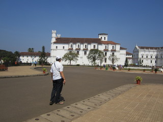Churches of Portuguose period old GOA, India