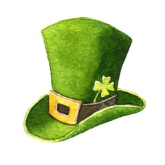 Green hat Patrick