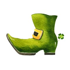 Shoe Leprechaun