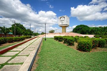 Parque Abel Santamaría, Santiago de Cuba, Kuba