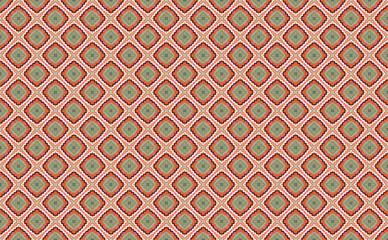 Modern geometric seamless pattern. For design, page fill, wallpa