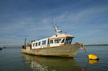 vendée - barge ostréicole