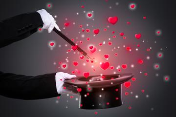 Wall Mural - Love magic