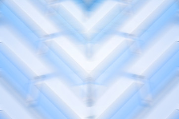 Geometric blue abstract background with triangles and lines.