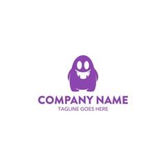 Monster Logo Template