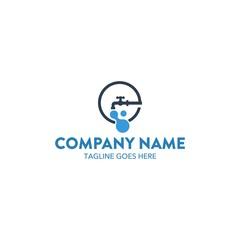 Plumbing Service Company Logo