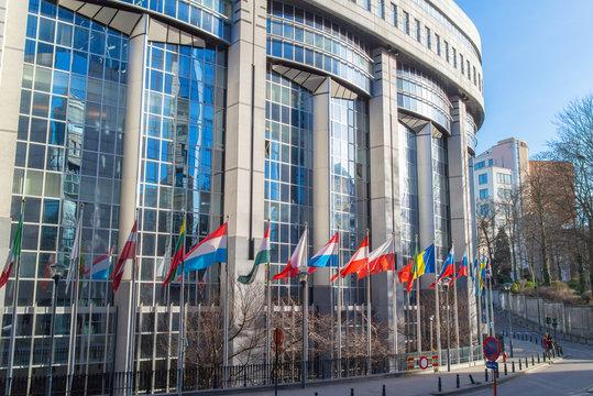 European Parliament offices