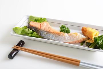 おいしそうな焼き魚