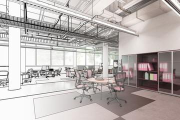 Office Floor (plan)