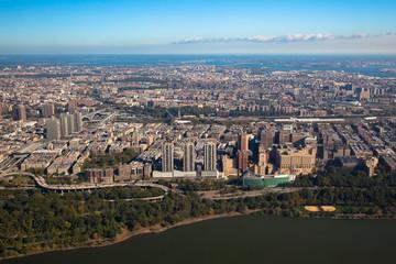 Washignton heights in New York NYC. Manhattan