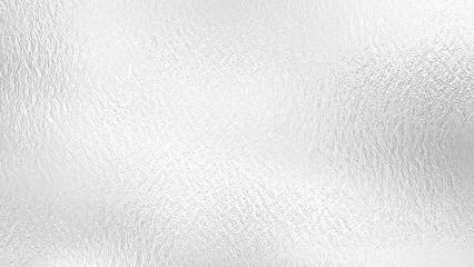 Silver background. Metal foil decorative texture