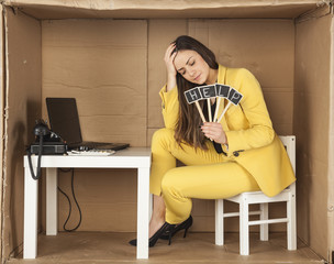 cramped office space. See More Cramped Office Space