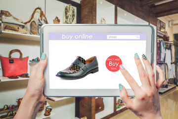 beauty and fashion online shop