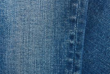 Blue jeans pattern background