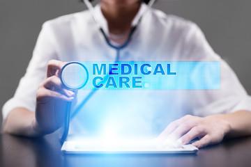 medical care. medical concept.