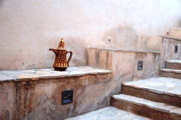Oman : Fort de Nakhl