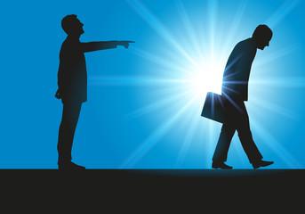 licenciement - chômage - senior - emploi - entreprise