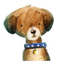 cara de perro para niños