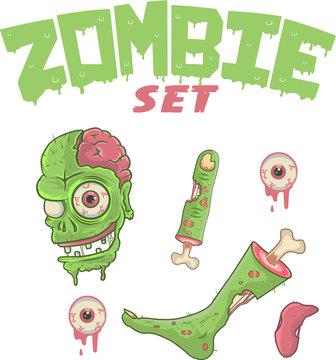 Zombie elements set