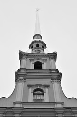 Peter and Paul Cathedral.